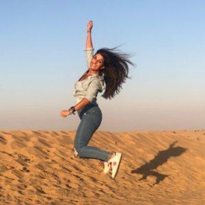 Profile photo of Julie Akhbari